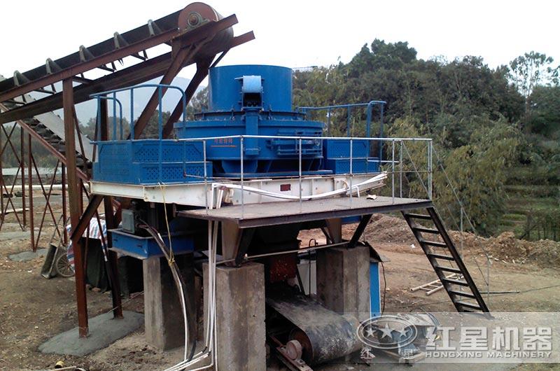 永利app体育下载石料制砂机拥有自己的核心生产技术,品质精湛