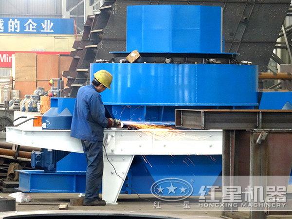 制砂机生产图片
