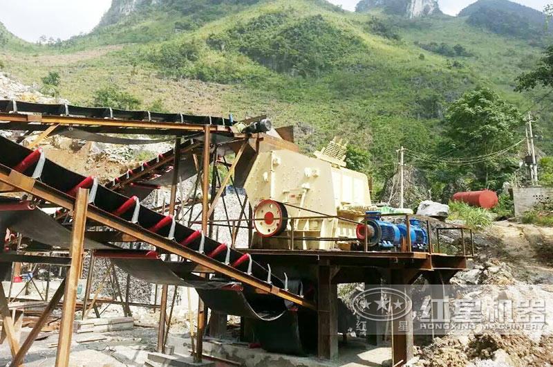 制砂机生产绿色无污染